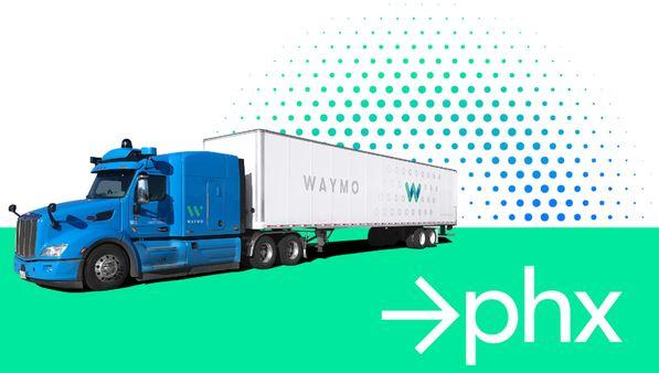 Waymo扩大自动驾驶卡车测试,或上线自动驾驶运输