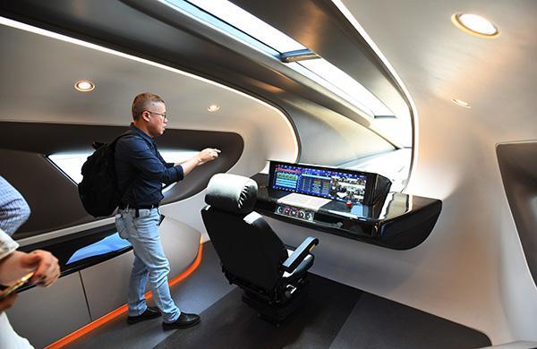 解密时速600公里磁浮:样车明年下线,有4大技术创
