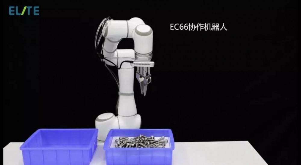 """""""智慧""""的Elivision机器人视觉系统让"""