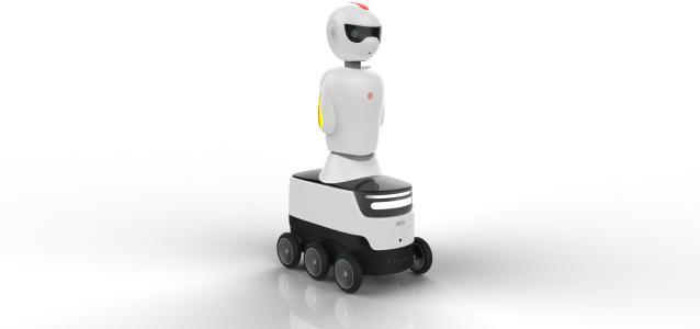 机器人助力高考战场,科技带来监考升