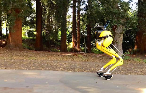 AgilityRobotics成功研发腿型机器人,人们