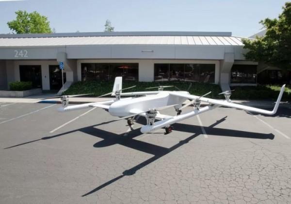 货运无人机将颠覆快递行业:负重更多 飞行更远