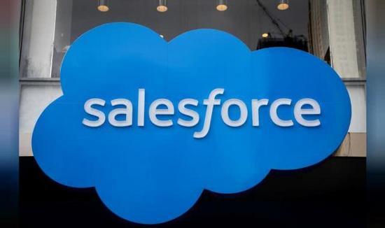 Salesforce斥巨资收购大数据公司 欲与微软竞争