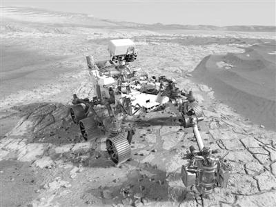 中、美、俄欧、阿联酋,4台探测器拟明年7月赴火星