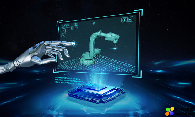 工业机器人控制系统:实现多台机器人
