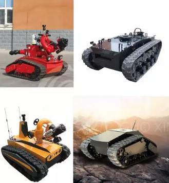 特种机器人国兴智能获2500万元A轮融资!