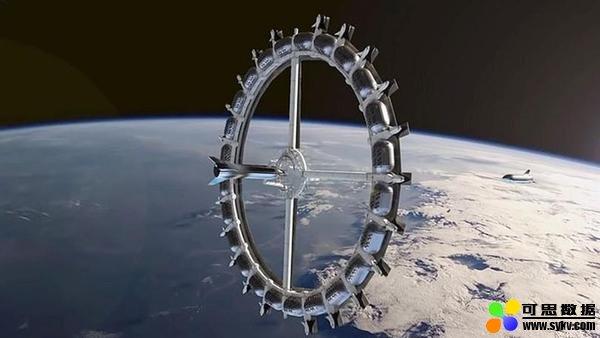 """""""太空酒店""""2025年投入运营?据称一次可容纳40"""