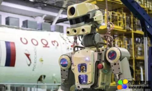 俄罗斯首位机器人宇航员成功与国际空间站对接