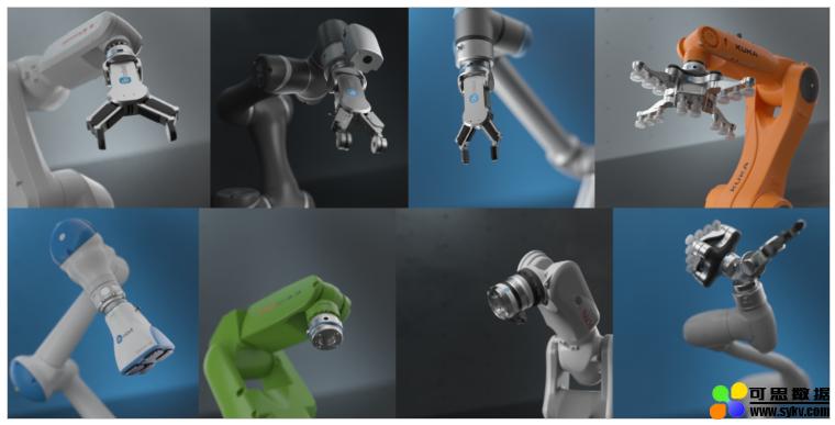 OnRobot 推出新变换器以实现Cobots工具更多的兼容性