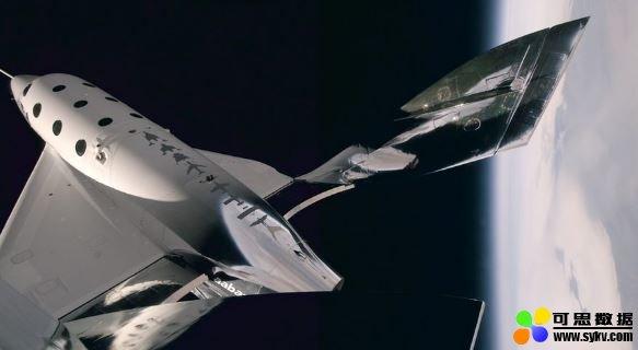维珍银河与意大利空军合作,明年完成首次太空