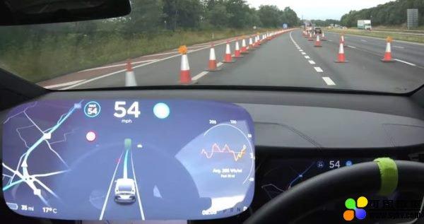 特斯拉更新自动驾驶系统,加入识别冰泣淋筒功