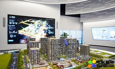国企落户涿州用大数据打造智慧城市
