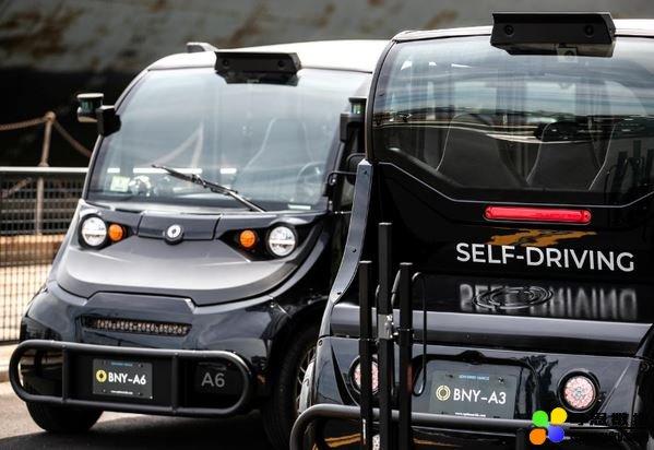 中国消费者对自动驾驶和电动车比西方人更热情