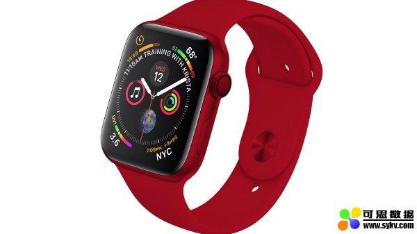 有望今年首季上市 Apple Watch Series 5 传推 PRODUCT(