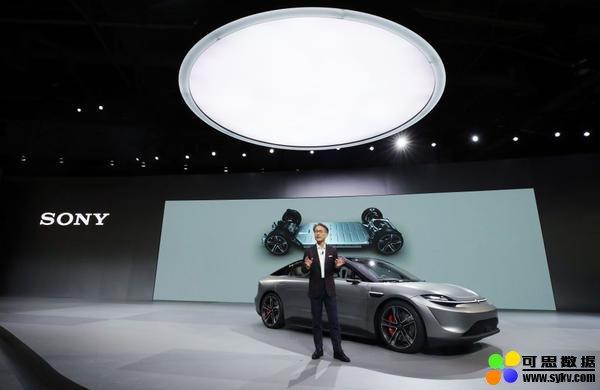 索尼变身汽车厂商,传感器市场商机无限,大疆