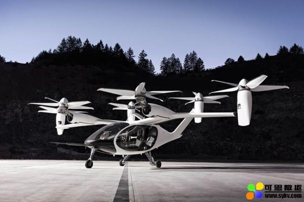 丰田走向天空,向空中出租创企投资近4亿美元