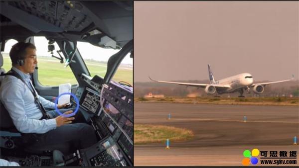 敢坐?空客首次实现飞机全自动起飞:基于图像