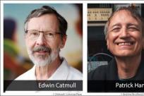 图灵奖公布!计算机图形学先驱Hanrahan和Catmull获