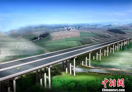 广西首个智慧交通车路项目开工 未来可满足无人
