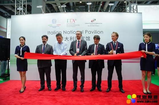 在中国的意大利机械主角-意大利参展第22届中国